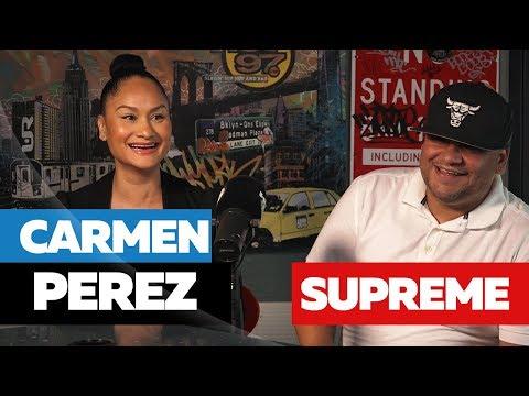 Carmen Perez & Supreme Break Down The Pedro Hernandez Case