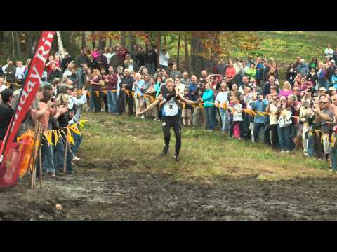 Sunday River's 2012 North American Wife Carrying Championship