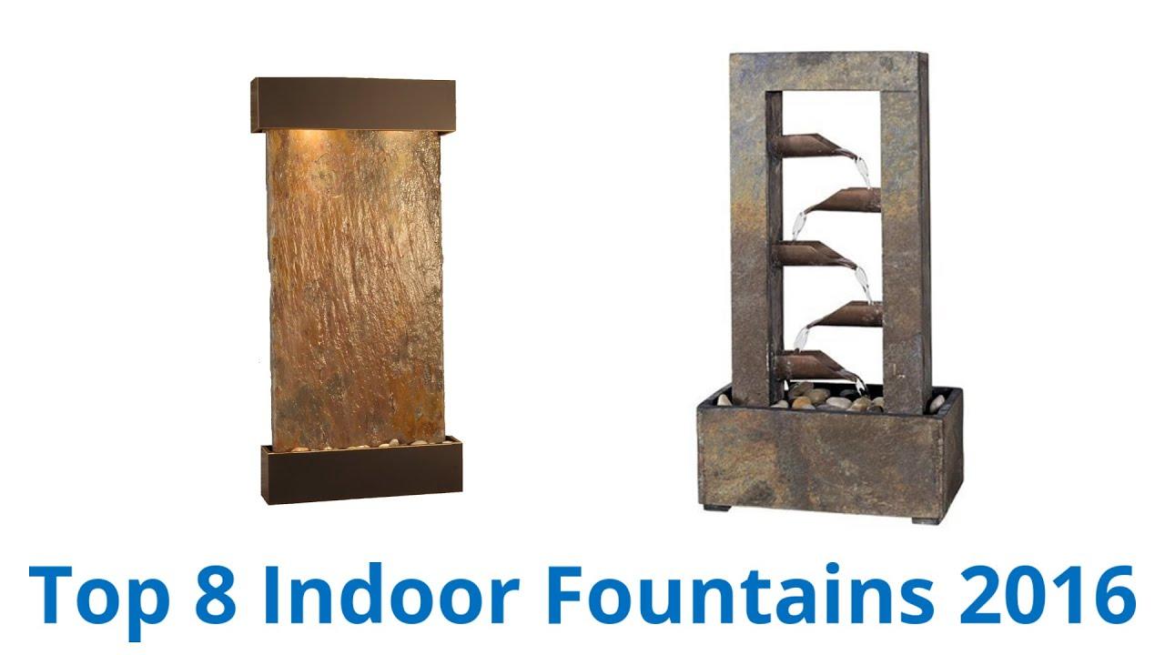 8 Best Indoor Fountains 2016 - YouTube