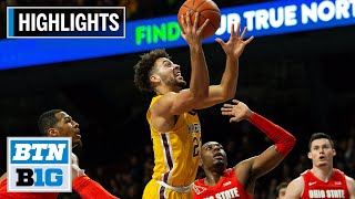 Highlights: Gophers Upset No. 3 Buckeyes | Ohio State at Minnesota | Dec. 15, 2019