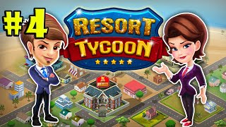 Resort Tycoon Android Gameplay Part 4 [HD]