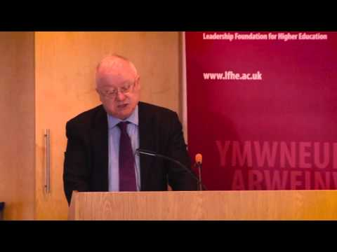 Leighton Andrews: Speech at the Leadership Foundation Annual Wales Conference: Building Capacity
