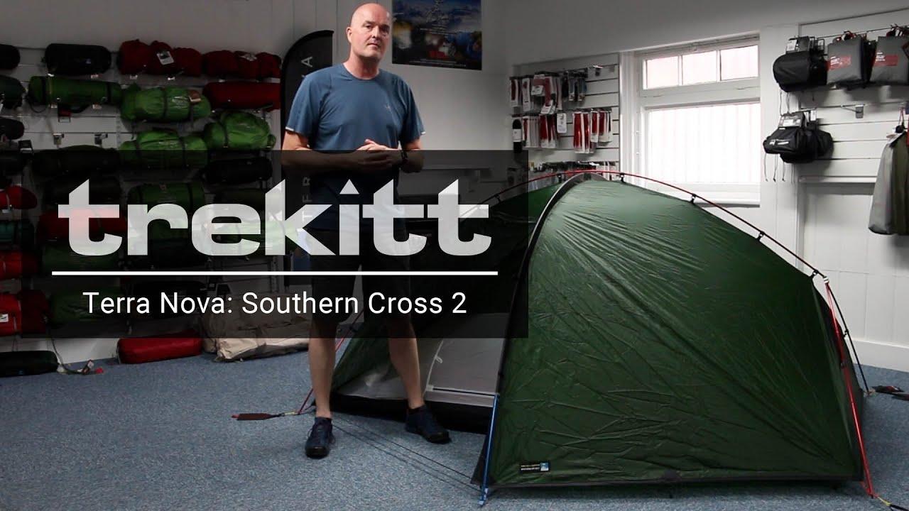 Inside Look: Terra Nova Southern Cross 2 Tent