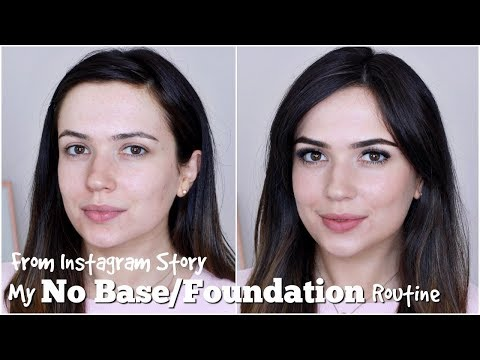 My No Foundation Makeup Routine Updated – Themakeupchair