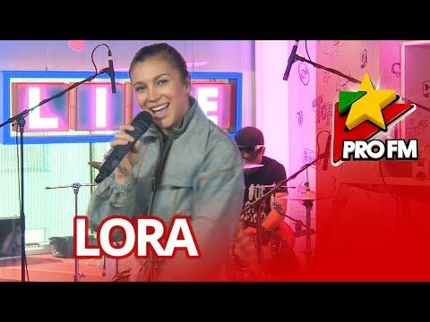 LORA - Cinci | ProFM LIVE Session