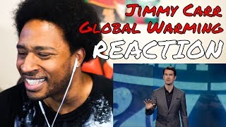 Jimmy Carr - Global Warming REACTION | DaVinci REACTS