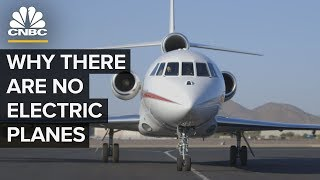 Why Don't We Have Electric Planes Yet?