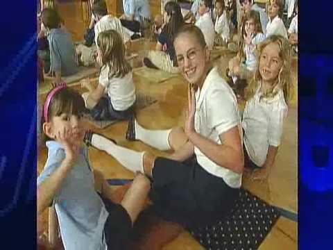 Weather Watch 4 School Visit: St. Joseph School