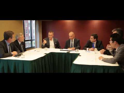 PIANC Roundtable Chapter 1 - An Evolving Industry