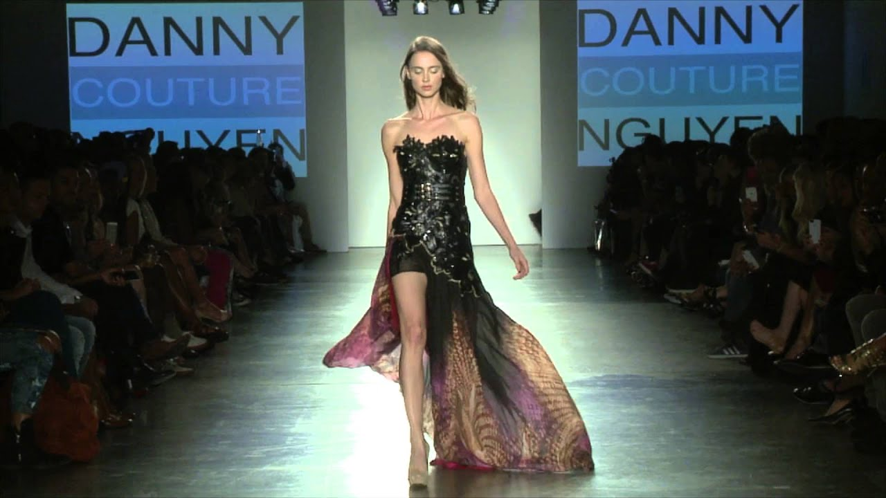 Danny Nguyen runway S/S 2016  New York Fashion Week