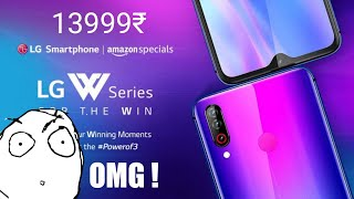 Lg W Series Leaked || India Launch & Price? || LG W10 || Galaxy M Killer? || Hindi