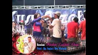 Tunjukan Pesonamu LIVE SHOW Nirwana Mandala Susy Arzetty Voc:  Susy Arzetty