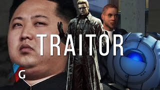 Top 10 Traitors In Video Games