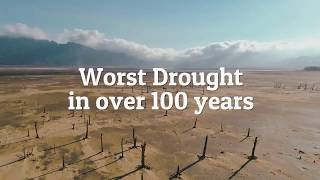 In 120 days, Cape Town will run out of water