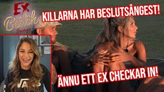 REAGERAR PÅ EX ON THE BEACH CELEBRITY | EP 14 *SPOILER*