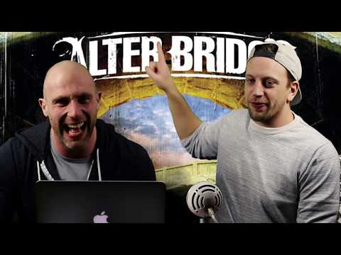Alter Bridge  Metalingus REACTION AND REVIEW!!