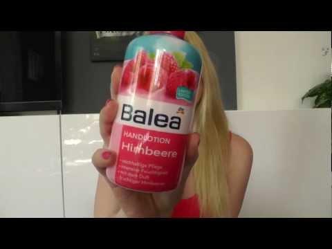 Haul (Balea, H&M, Amazon, Alessandro, Catherine, MAC, Swisa Beauty) by zaphiraw