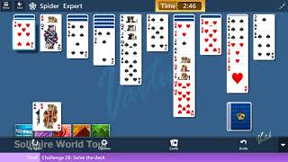 Solitaire World Tour #28 | July 28, 2019 Event