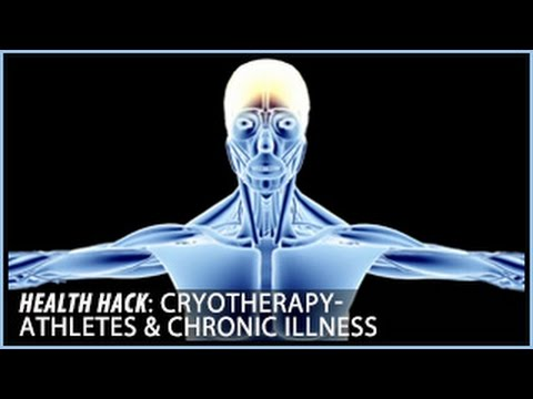 Cryotherapy | Athletes & Chronic Illness: Health Hacks- Thomas DeLauer