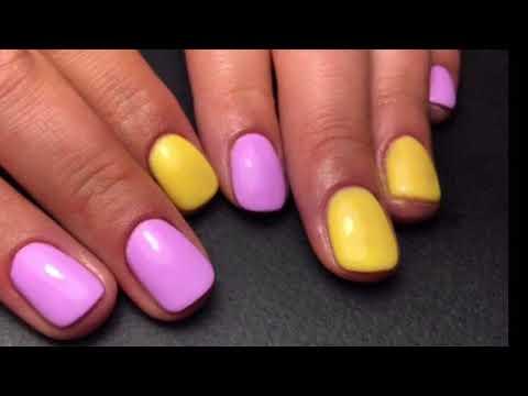 Модели на наращивание ногтей на спб