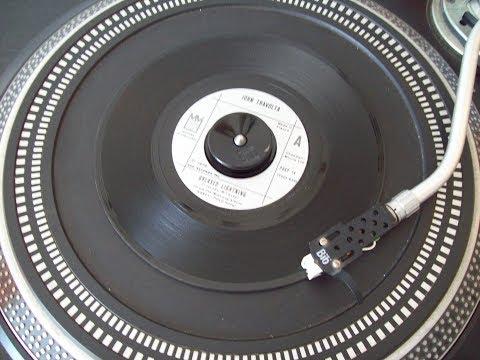 John Travolta -  Greased Lightning No.11 fstwk December 1978 UK