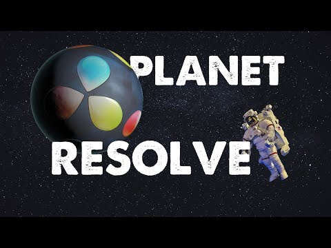 Planet Resolve - 9 TIPS to SPEED UP Your Editing Workflow in DAVINCI RESOLVE
