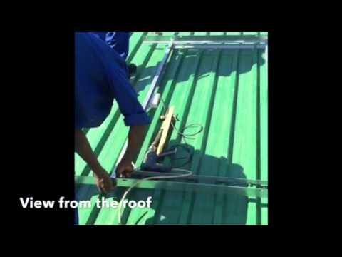 ProCare Solar Installation - Zimbabwe