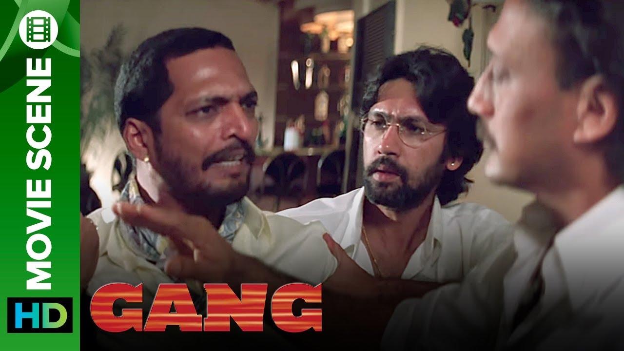 Nana Patekar Angry On Jackie Shroff Gang