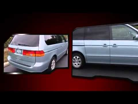 2003 honda odyssey ex l w navigation system youtube. Black Bedroom Furniture Sets. Home Design Ideas