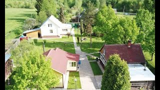 Дом в деревне Жаворонки