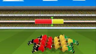 Rugby world cup 2007 sports game score 2850