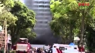 East Village Hotel fire, July 16, 2012