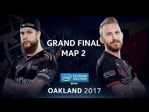 CS:GO - NiP vs. FaZe [Inferno] Map 2 - GRAND FINAL - IEM Oakland 2017