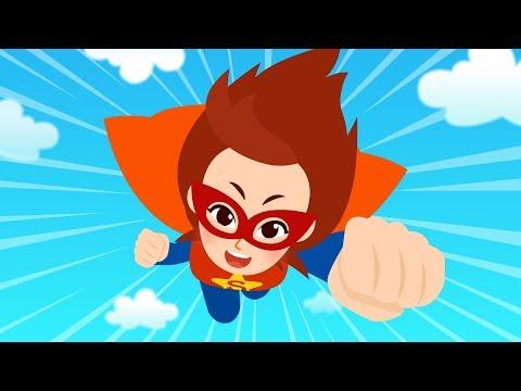 My Mom Is Super Woman ♪ | Family Songs | Nursery Rhymes | Kids Songs For Children ★ TidiKids