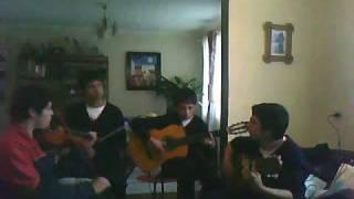 Racconto - Cover tarantella inti illimani :D ( ensayo)