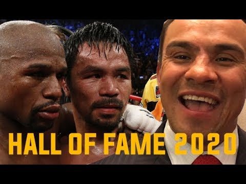 PACQUIAO & Mayweather Jr not included for 2020 Hall Of Famer Marquez, Hopkins & Mosley