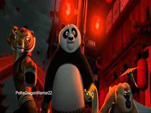 Kung Fu Panda Hero Remix