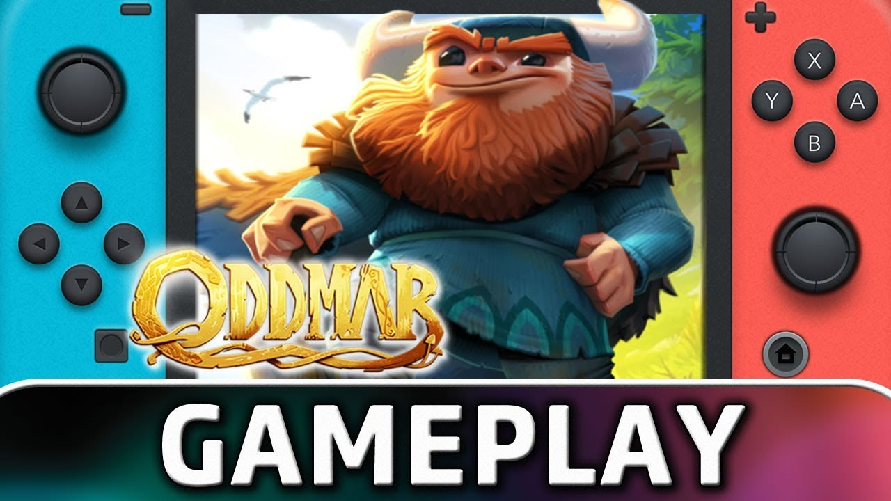 Oddmar | First 20 Minutes on Nintendo Switch