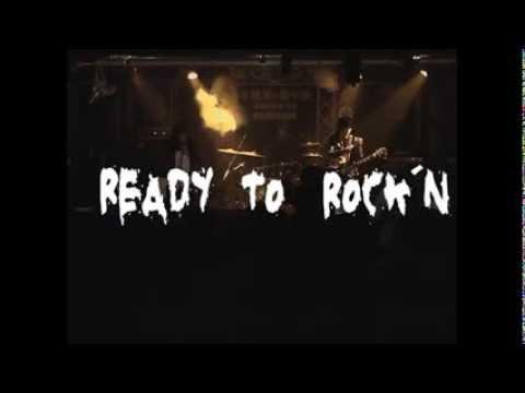 FUZZYS 「ロックンロールマシーン」 2013/4/1 LIVE at吉祥寺CRESCEND 1/5