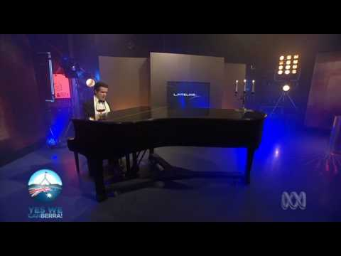 The Negotiate Song | Yes We Canberra! | Wednesdays, 9.45pm ABC1