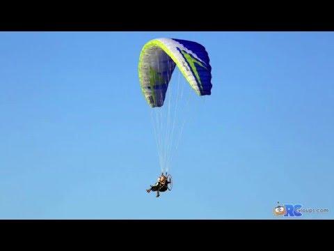 Hacker Nexus R/C Powered Paraglider RCGroups Review Video