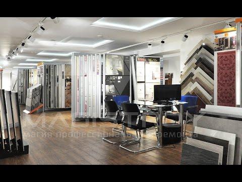 Первоклассный ремонт магазина, выставки, офиса.