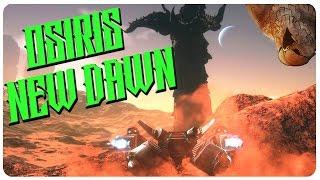OSIRIS: NEW DAWN - Building The Habitat n' Space Worms | Let's Play Osiris New Dawn Gameplay