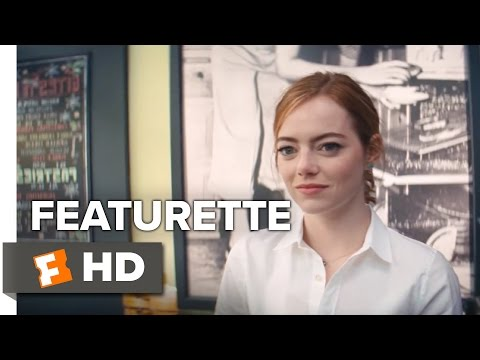 La La Land Featurette  The Look 2016   Emma Stone Movie