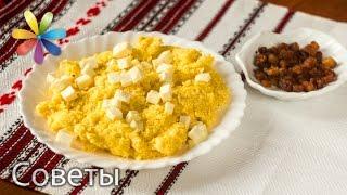 Банош: каким должно быть гуцульское блюдо? Знает Игорь Мисевич!