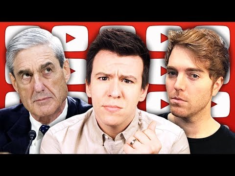 The Ridiculously Strange & Confusing Mueller Conspiracy Mess, Shane Dawson, Cobra Kai, & the WWF