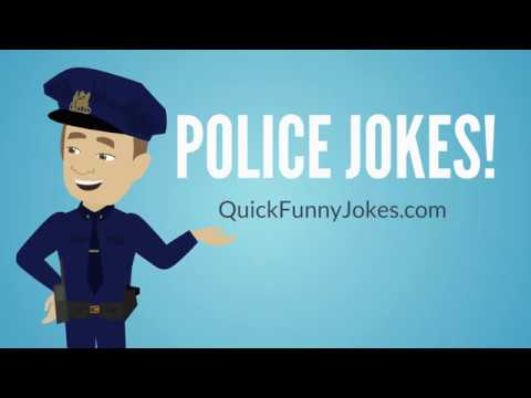 Police Jokes - Tell These to a Police Officer!