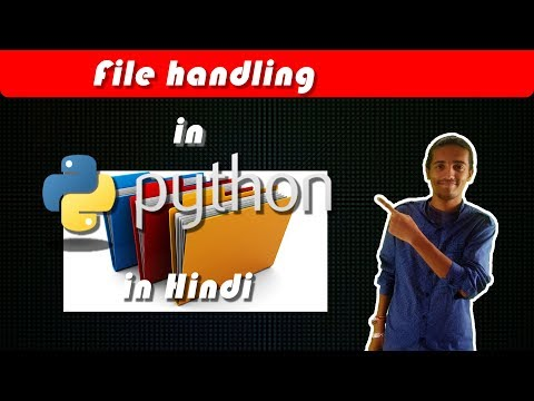 How to access files in Python in Hindi || Python tutorial in Hindi || Learn python with comp point thumbnail