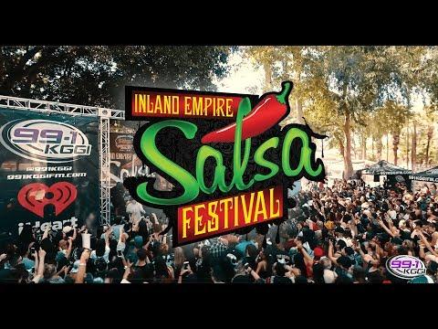 2018 Inland Empire Salsa Festival - Recap 2