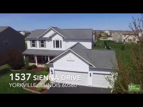 1537 Sienna Drive, Yorkville, IL, 60560